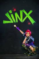 JINX by SpcatsTasha