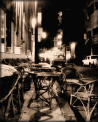 Alexandrian Cafe by overmood