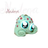Little cutie Nadena by Lenesan