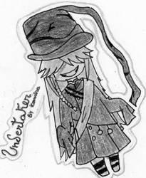 Undertaker. Chibi by Kamira-Masefield