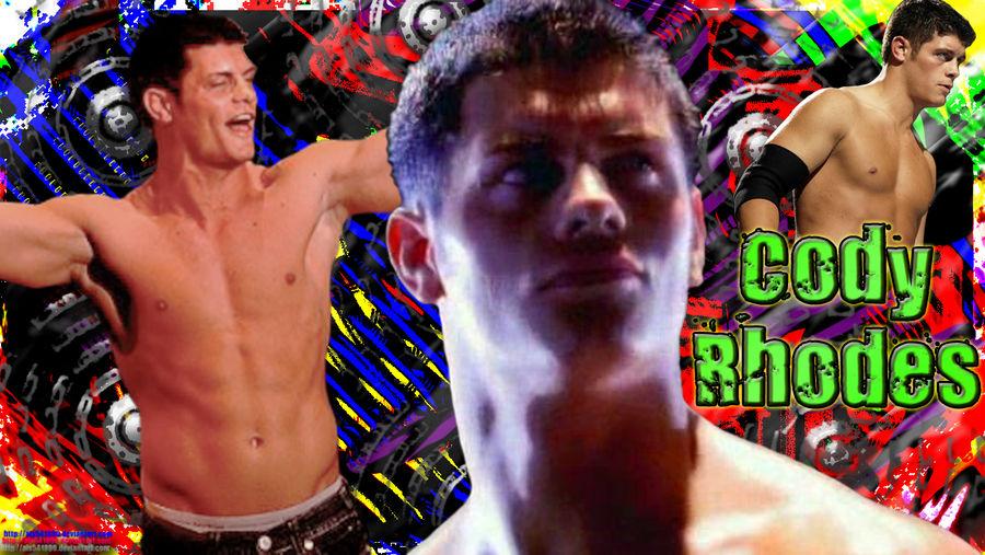 Cody Rhodes Wallpaper 2 by ais541890 on DeviantArt