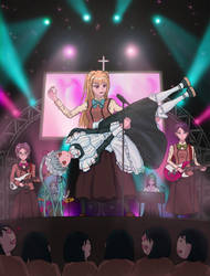 Maid Guitar Concert by bigt1987