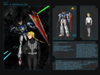 Gundam Z18 Spec Sheet by bigt1987