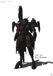 Nihl Gundam by bigt1987