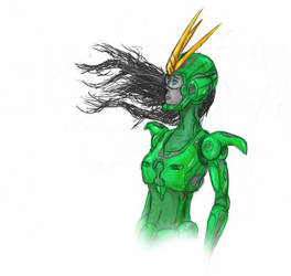 Green 08 Banner by bigt1987