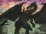 Branthor the BiosDragon by zakariah