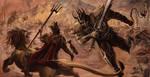 Wrath and Retribution by zakariah