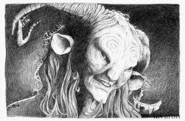 pan's labyrinth by tavaron