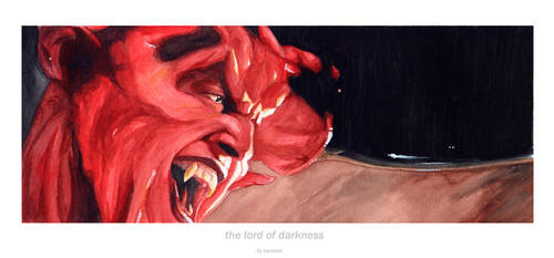 the lord of darkness by tavaron
