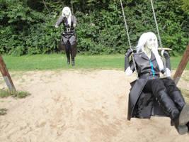 To Swing On The Swings by MissSarawyn