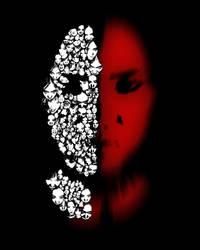 Face Myselves by DestroyerMariko