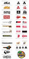 Various Logos by emmgeetee
