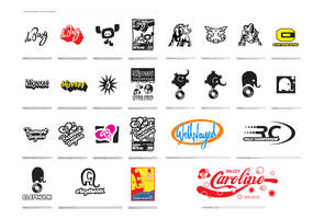 More Various logos by emmgeetee