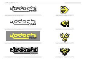 Kodachi Corp Logo by emmgeetee