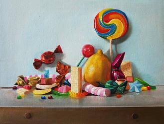 Candy Kingdom by roni-yoffe