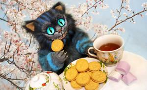 Cheshire Cat by MelvonAndReine