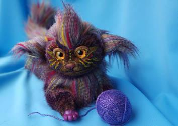 Fantasy little creature by MelvonAndReine