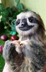 Sloth by MelvonAndReine