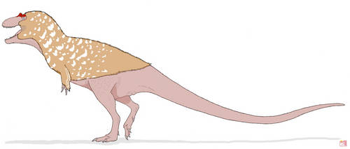 Nanuqsaurus hoglundi by King-Edmarka