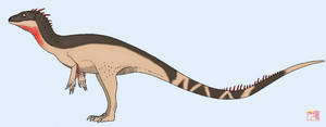 Eoraptor lunensis by King-Edmarka