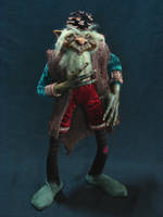 Lubber the Pine Sprite Elder 1 by Boggleboy