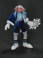 Aldus the Frost Sprite 1 by Boggleboy