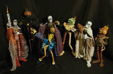 Ghoultide Gathering works 10 by Boggleboy