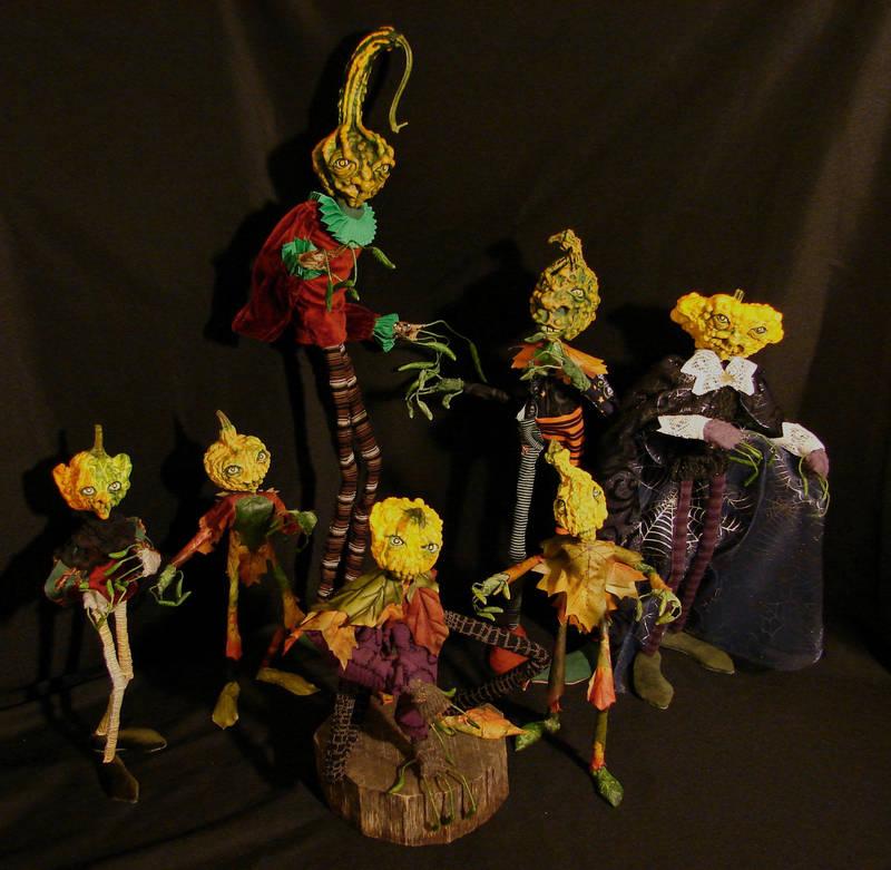 Ghoultide Gathering works 11 by Boggleboy