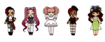 Simple Adopt Batch 2: 4/5 open - lowered price by Valravna