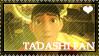 Tadashi Fan Stamp by Leteve