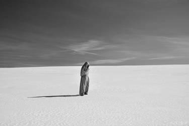 Desert man by Xela02