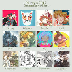 2017 Summary of art by Resosphere