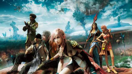 Final Fantasy XIII Wallpaper by NSS7