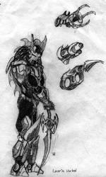 Lazrn Warrior 4 by johnbty