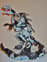 King of the MOCsters by CYBERDYNE101