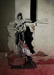 ZELM SAGA SANTIAGO - BACKCOVER by Huicha