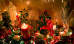 Yule Altar 2011 by ReanDeanna