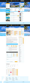 Tour Operator Website by waseemarshad