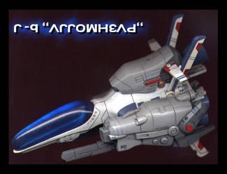R9a Arrowhead by slycherrychunks
