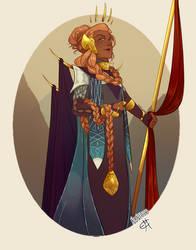 Long Live the King by Nanihoo