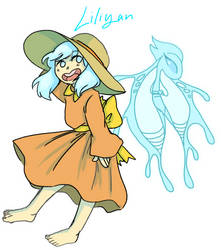 Liliyan by Zrllosyn