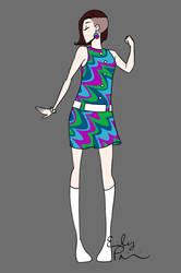 MM: 1960s Fashion Emily by emilythesmelly
