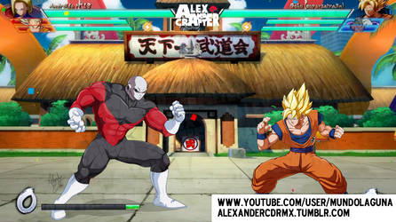 JIREN Dragon Ball FighterZ by WebcraftMX