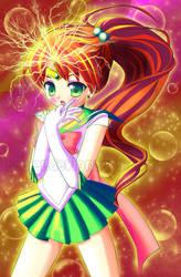 Sailor Jupiter by Tetiel
