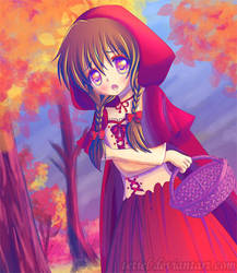 Red Riding Hood by Tetiel