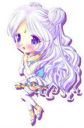 Sailor Dream chibi by Tetiel