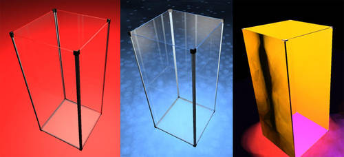 Glass tryout by SantaClausHell