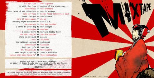 Mixtape swap cover by SantaClausHell