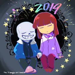2019 first frans by Triangle-cat