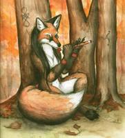Autumn Songs by sebastiangreyfox